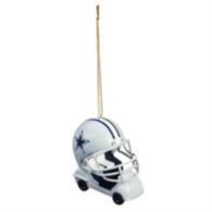 Dallas Cowboys Helmet Car Ornament