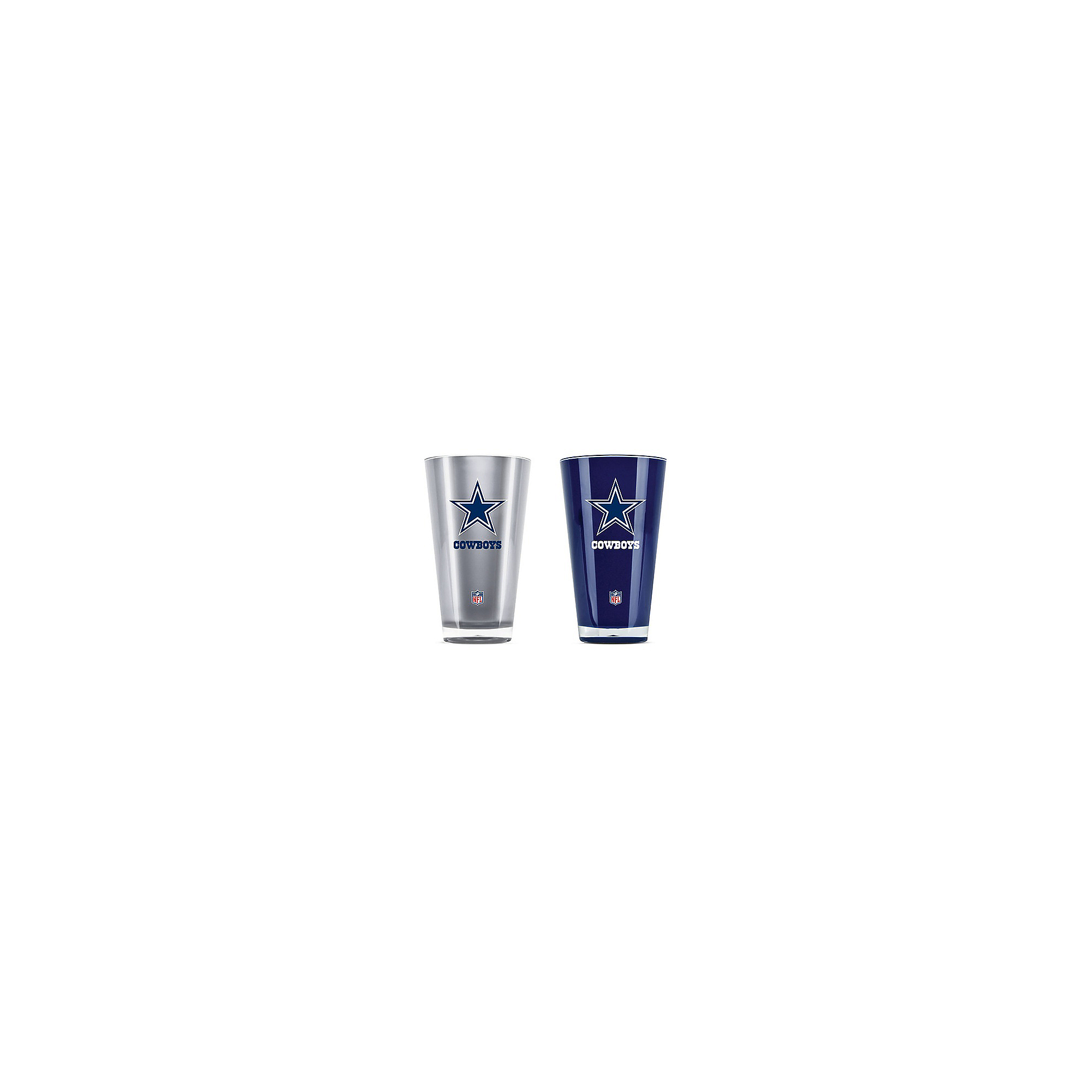 Dallas Cowboys 2-Pack 20 oz Tumbler Set