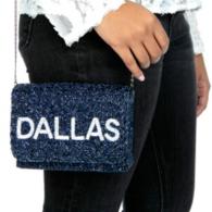 Studio Moyna Beaded Dallas Bag