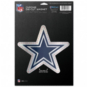 Dallas Cowboys 6x9 Chrome Magnet