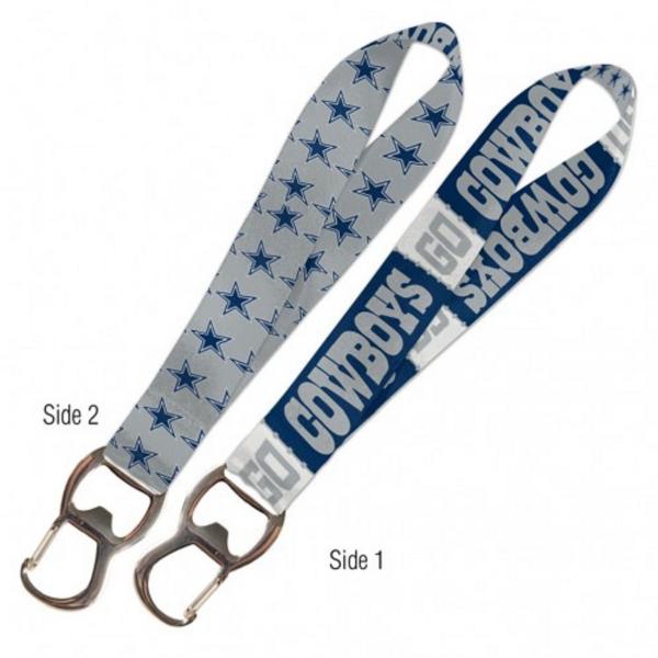 Dallas Cowboys Keystrap Bottle Opener
