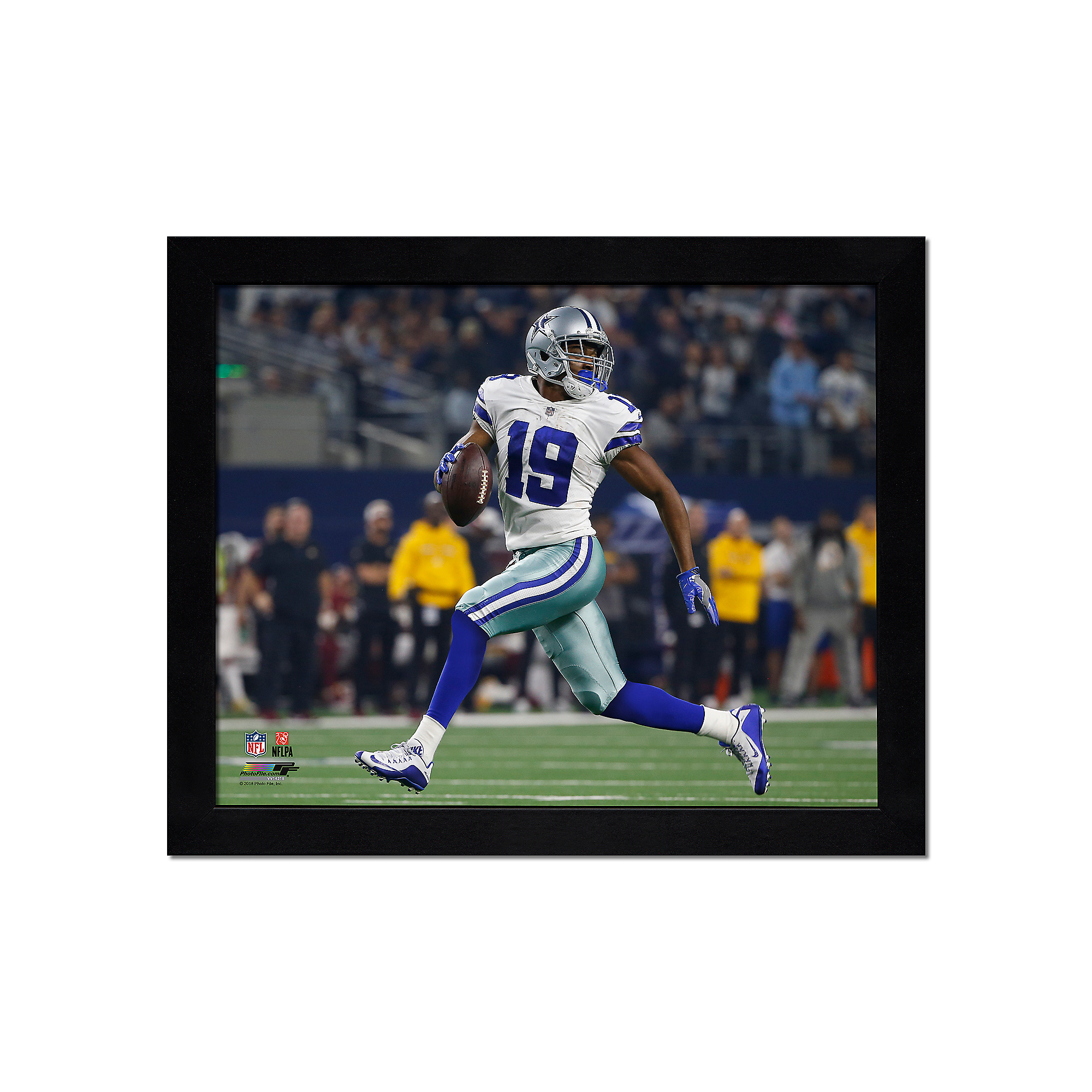 Dallas Cowboys 11x14 Amari Cooper Running Frame
