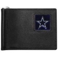 Dallas Cowboys Leather Bill Clip Wallet