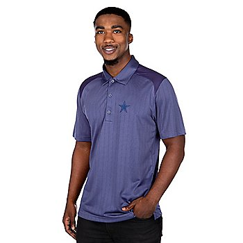 Dallas Cowboys Mens Bowman Polo
