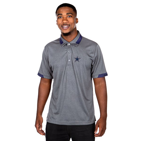 Dallas Cowboys Mens Nash Polo