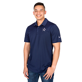 Dallas Cowboys Nike Mens Franchise Dry Polo