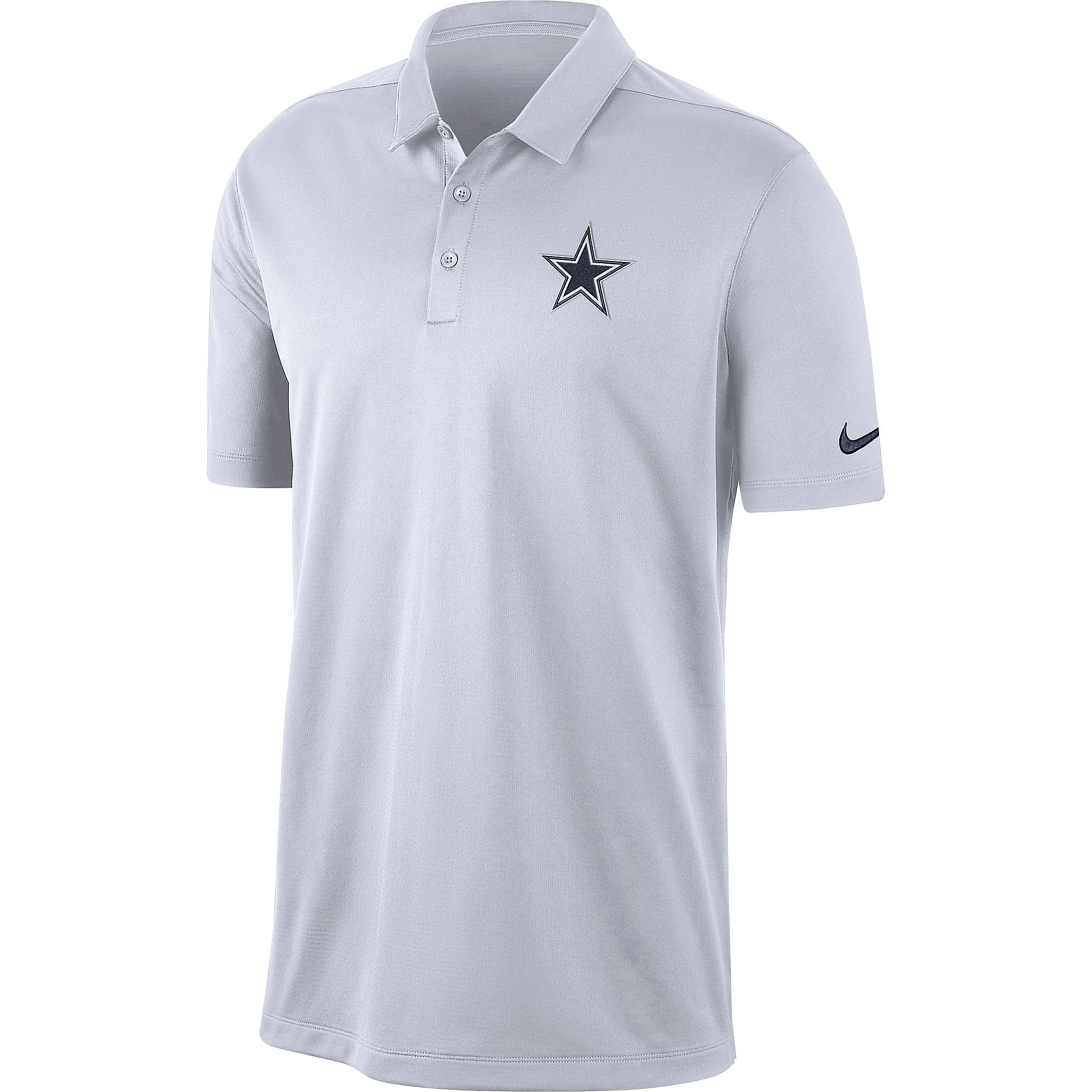 Dallas Cowboys Nike Mens Dri-FIT Franchise Polo