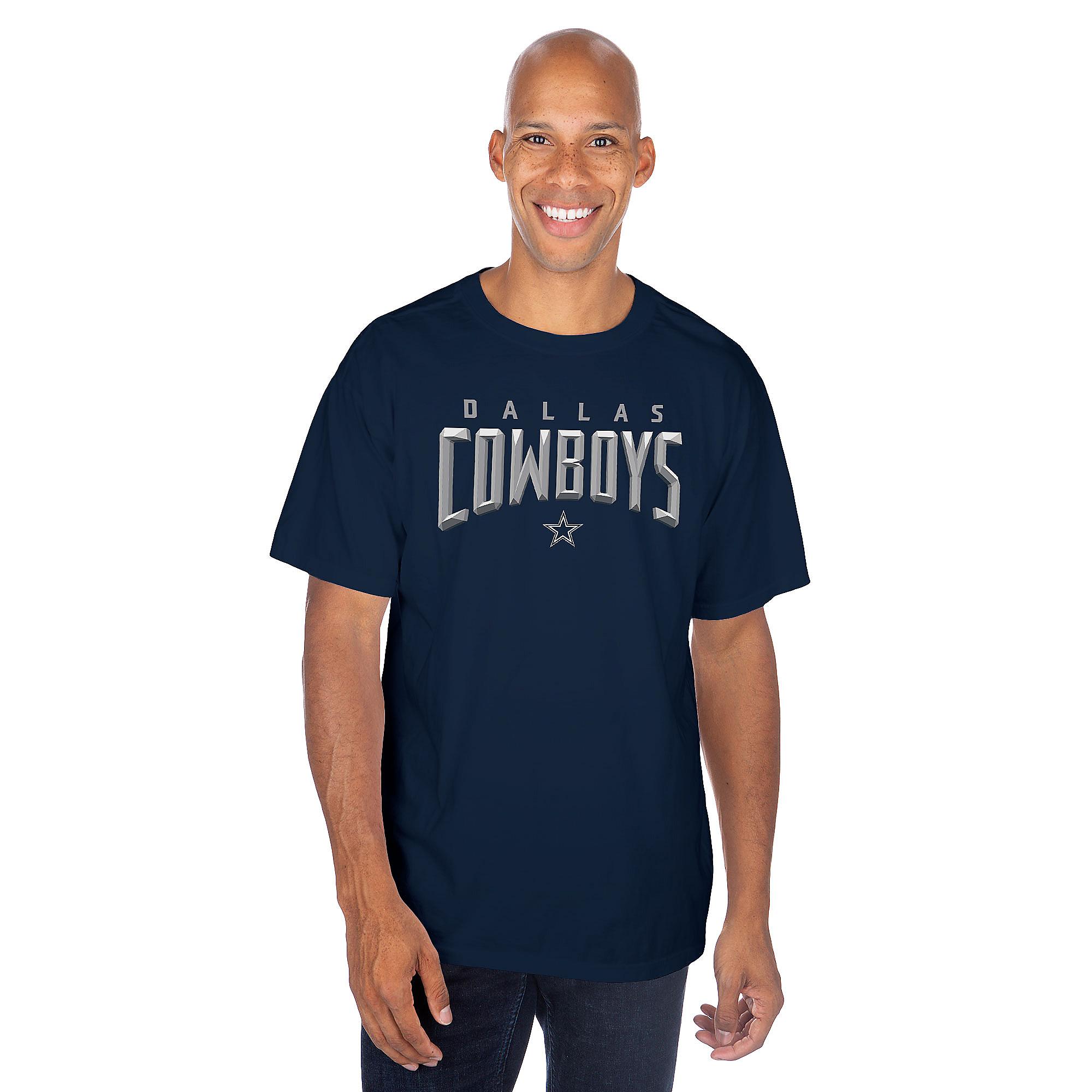 Dallas Cowboys Mens Ambassador Short Sleeve T-Shirt
