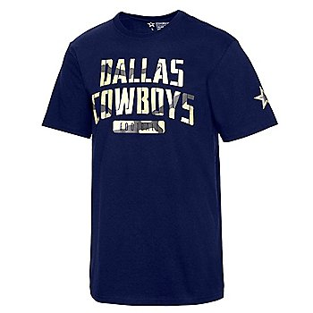 Dallas Cowboys Mens Bentham Short Sleeve T-Shirt