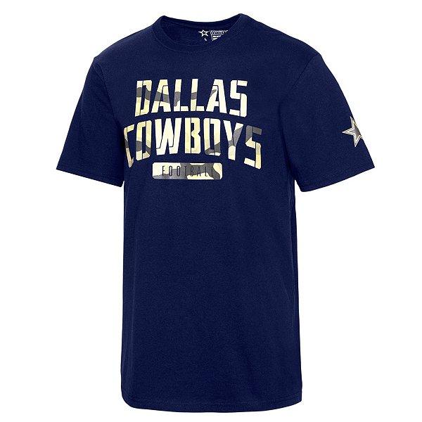 Dallas Cowboys Mens Bentham Short Sleeve T-Shirt