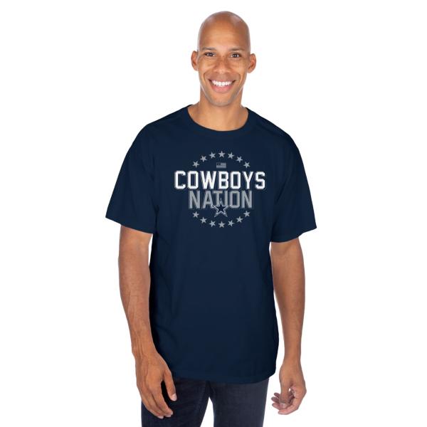 Dallas Cowboys Mens Brom Short Sleeve T-Shirt