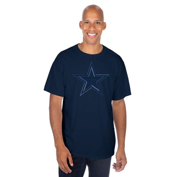 Dallas Cowboys Mens Roland Short Sleeve T-Shirt