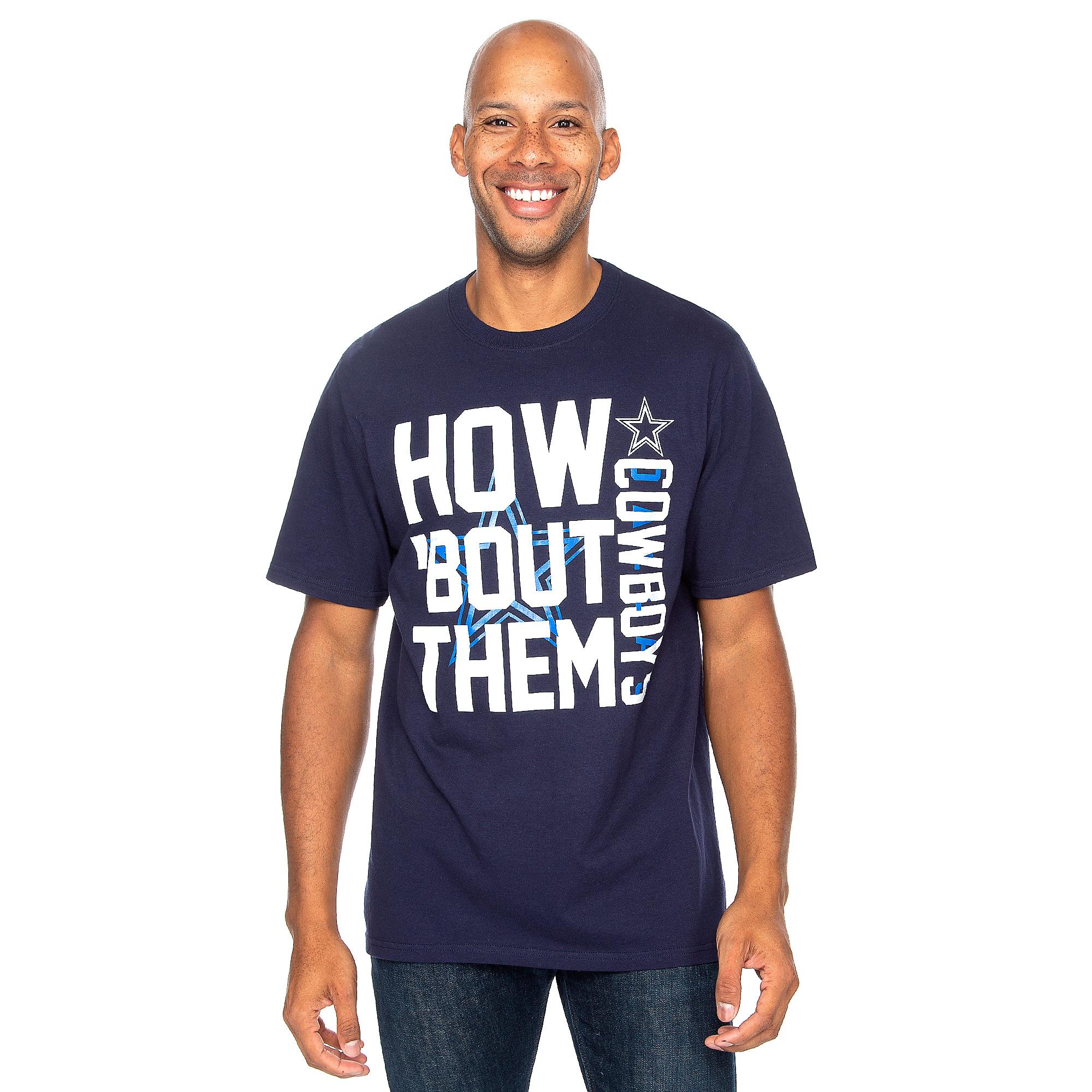 Dallas Cowboys Mens Gunnar Short Sleeve T-Shirt