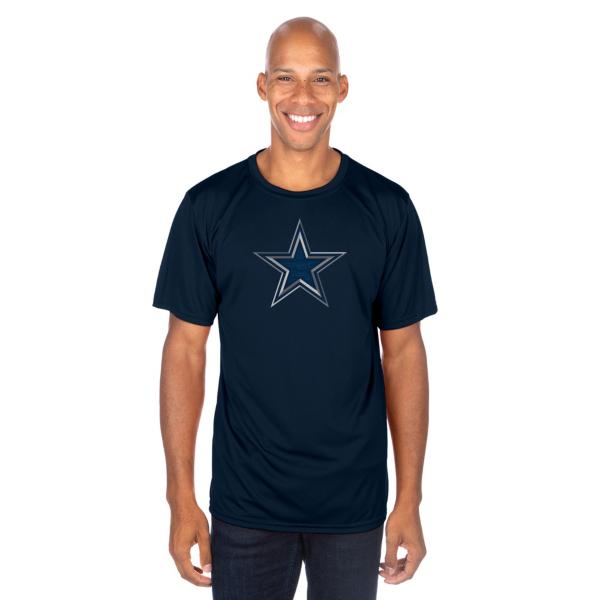 Dallas Cowboys Mens Chiron Short Sleeve T-Shirt
