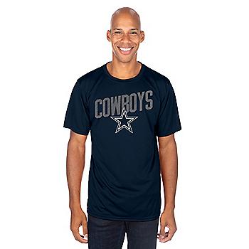 Dallas Cowboys Mens Gabe Short Sleeve T-Shirt