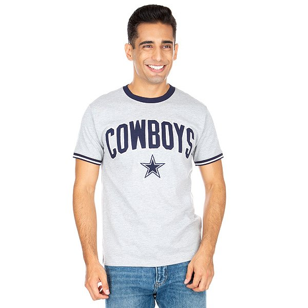 Dallas Cowboys Mens Bucky Short Sleeve T-Shirt