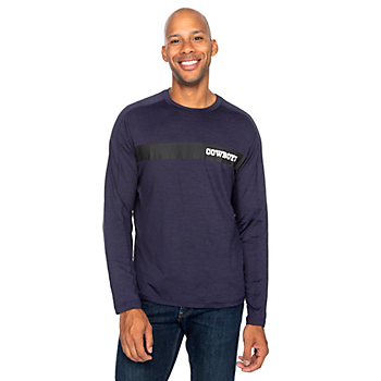 13327421 Dallas Cowboys Long Sleeved T-Shirts, Long Sleeved Shirts | Mens ...