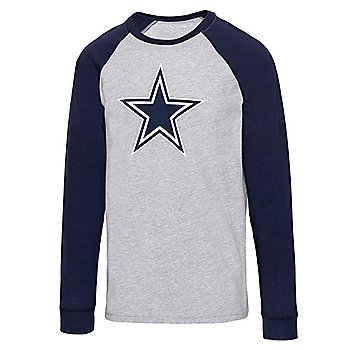 Dallas Cowboys Mens Powell Long Sleeve T-Shirt