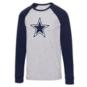 Dallas Cowboys Mens Powell Long Sleeve T-Shirt