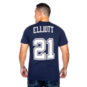 Dallas Cowboys Mens Ezekiel Elliott #21 Nike Player Pride 3 T-Shirt