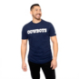 Dallas Cowboys Nike Mens Dri-FIT Cotton Wordmark Short Sleeve T-Shirt