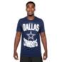 Dallas Cowboys Nike Dri-FIT Cotton Mens Property Of Short Sleeve T-Shirt