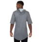 Dallas Cowboys Nike Mens Dri-FIT Cotton Train Short Sleeve Hooded T-Shirt