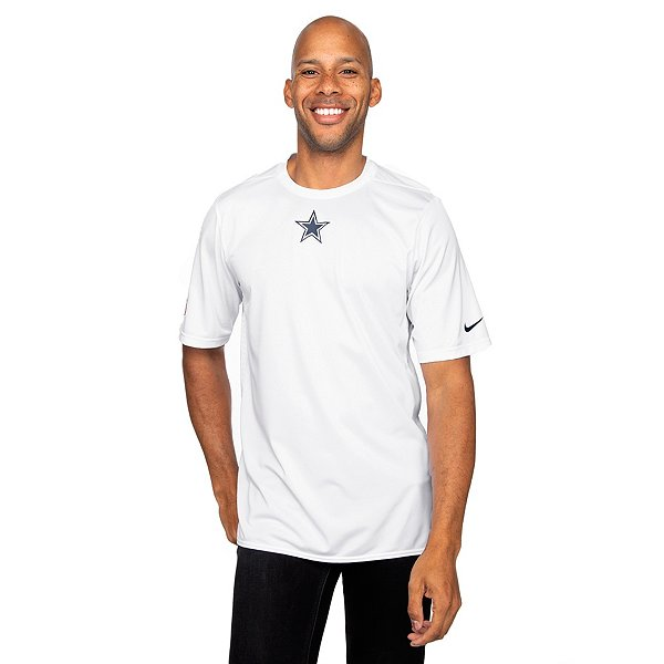 Dallas Cowboys Nike Mens 360 Player Short Sleeve T-Shirt