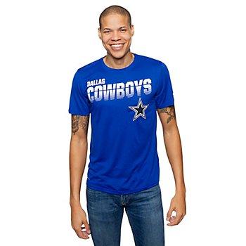 Dallas Cowboys Nike Mens Line of Scrimmage Short Sleeve T-Shirt