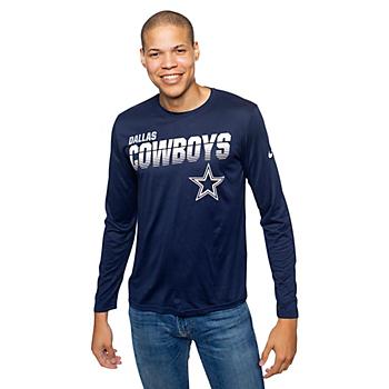 Dallas Cowboys Nike Mens Line of Scrimmage Long Sleeve T-Shirt