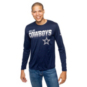 Dallas Cowboys Nike Mens Line of Scrimmage Long Sleeve T-Shirt