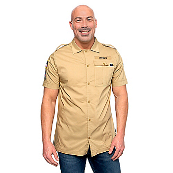 Dallas Cowboys Nike Mens Salute to Service Button Down Shirt