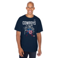 Dallas Cowboys MARVEL Avengers Team T-Shirt
