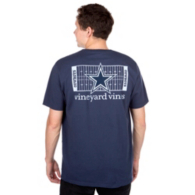 Dallas Cowboys Vineyard Vines Field Short Sleeve T-Shirt