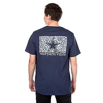 Dallas Cowboys Vineyard Vines Star Fish Short Sleeve T-Shirt