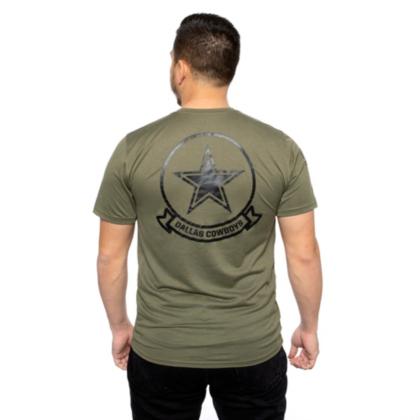 dallas cowboys salute to service shirt