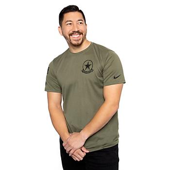 Dallas Cowboys Nike Salute to Service Mens Seal T-Shirt