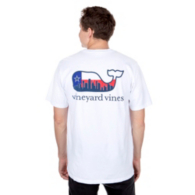 Dallas Cowboys Vineyard Vines Skyline Short Sleeve T-Shirt
