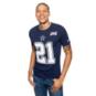 Dallas Cowboys Mens Ezekiel Elliott #21 NFL 100 Nike Player Pride T-Shirt