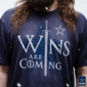 Dallas Cowboys Wins Are Coming Short Sleeve T-Shirt