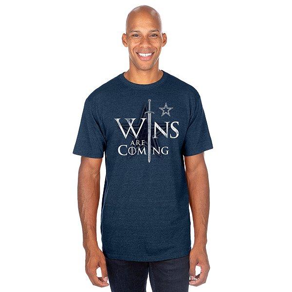 Dallas Cowboys Wins Are Coming Short Sleeve T-Shirt