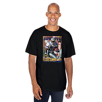 Dallas Cowboys America's Team Emmitt Smith #22 T-Shirt