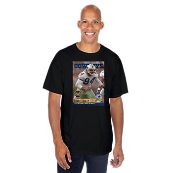 Dallas Cowboys America's Team Charles Haley #94 T-Shirt