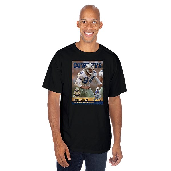 Dallas Cowboys America's Team Charles Haley #94 T-Shirt
