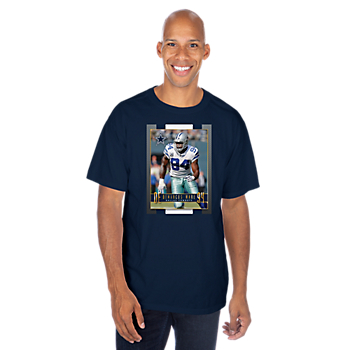 Dallas Cowboys America's Team DeMarcus Ware #94 T-Shirt