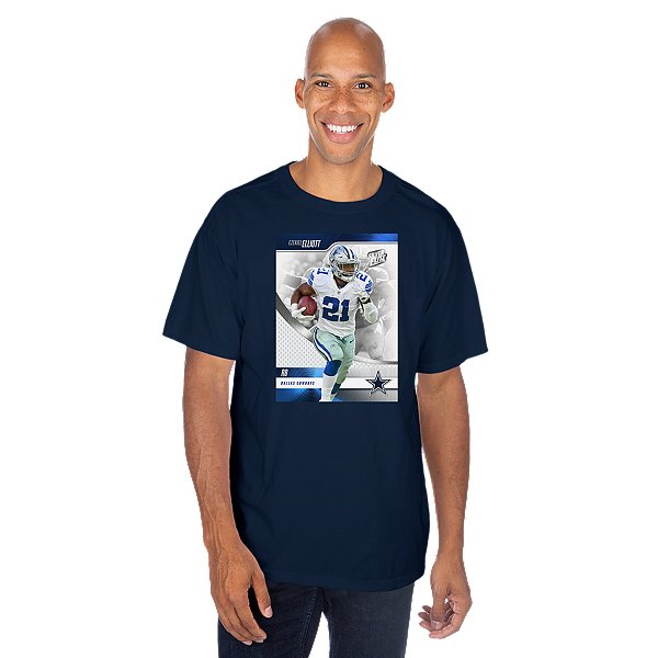 Dallas Cowboys America's Team Ezekiel Elliott #21 T-Shirt