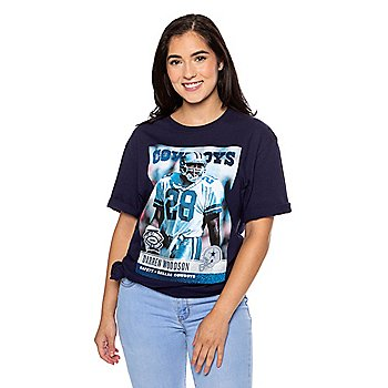 Dallas Cowboys America's Team Darren Woodson #28 T-Shirt