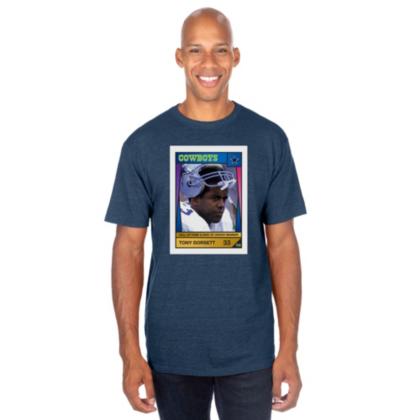 Dallas Cowboys America's Team Tony Dorsett #33 T-Shirt