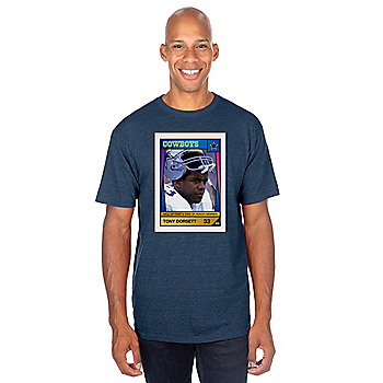 Dallas Cowboys America's Team Tony Dorsett #33 T-Shirt
