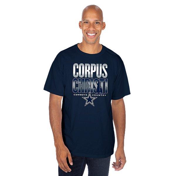 Dallas Cowboys Corpus Christi Local Short Sleeve T-Shirt